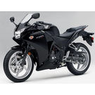 Honda CBR250R Pearl Sunbeam White-ABS
