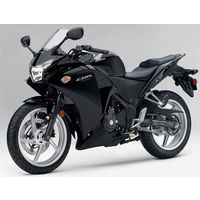 Honda CBR250R Sports Red-Black Color-ABS