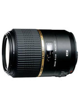 Tamron F004(SP 90MM) F/2.8 Di VC USD 1:1 Macro Camera Zoom Lense for Sony DSLR (Black)