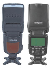 Digitek Flash DFL-300T for Nikon, black