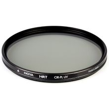 Hoya HRT CIR-PL UV 67 mm Filter,  black