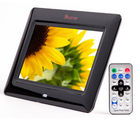 XElectron 700PS 7 Inch Full Function Digital Photo Frame with Remote , black