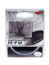 Kenko Infrared R72 77mm Lens filter, black