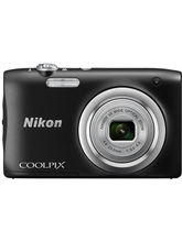Nikon Coolpix A10 Camera, black