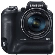 Samsung WB2200F Camera,  black