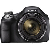 Sony Cyber-shot DSC-H400,  black