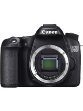 Canon EOS 70D (Body) DSLR (Black)