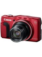 Canon PowerShot SX700 HS (Red)
