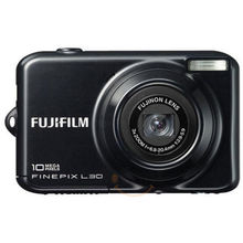 Fujifilm Finepix L30 Digital Camera, fujifilm-black
