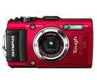 Olympus Stylus TG-3 Camera, red