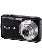 Fujifilm FinePix JV200 Camera (Black)