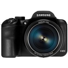 Samsung WB1100F Camera,  black