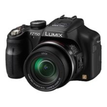 Panasonic Lumix DMC-FZ150,  black