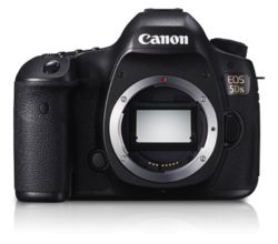 Canon EOS 5DS DSLR Camera (Body Only), black