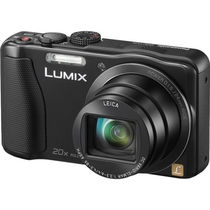 Panasonic DMC TZ 35 Digital Camera,  black