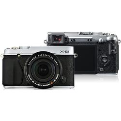 Fujifilm X-E2 ( Body Only),  black