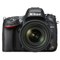 Nikon D610 DSLR (Body Only),  black