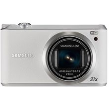 Samsung WB350F Camera,  white