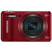 Samsung WB35F Camera,  red