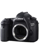 Canon EOS 6D DSLR (Body Only) (Black)