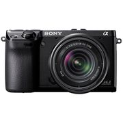Sony NEX-7K (With SEL18-55 Lens) Camera,  black