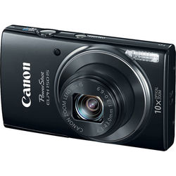 Canon PowerShot ELPH 150 IS,  black