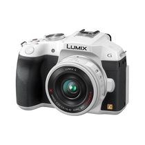 Panasonic Lumix DMC-G6 Camera,  white