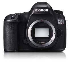 Canon EOS 5DS-R DSLR Camera (Body Only), black