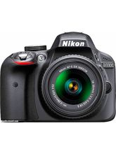 Nikon D3300 DSLR (Body Only) (Black)