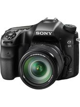 Sony ILCA-68M DSLR (With 18-135 mm Kit) (Black)