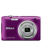 Nikon Coolpix A100 Camera, purple