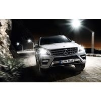 Mercedes-Benz M-Class M Guard Petrol