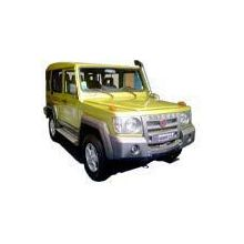 Force Motors Gurkha Soft Top 4X2 Diesel