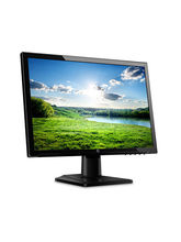 HP Compaq B201 49.53 cm (19.5) Led Backlit Lcd Monitor