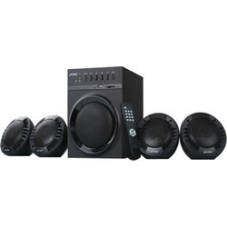 F&D F1100U 4.1 Channel Multimedia Speakers,  black