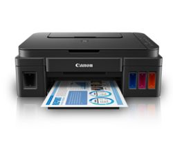 Canon PIXMA G2000 All-In-One Printer, black