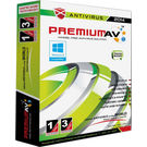PremiumAV Anti Virus 2014, multicolor, 3 users