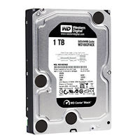 Western Digital Caviar Black (WD1002FAEX) Internal Hard Drive (1TB), multicolor