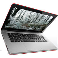 Lenovo Ideapad U410 (59-342777) Ultrabook,  red