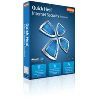 Quick Heal Internet Security 3 Years, 1 user, multicolor