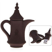 Microware Tea Kettle Shape Designer Fancy Pen Drive, 4 gb, standard-coffee