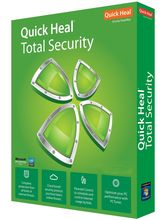 Quick Heal Total Security- 2 User 1 Year