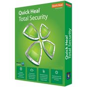 Quick Heal Total Security, multicolor, 10 user