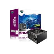 Cooler Master Thunder 600W PSU,  black