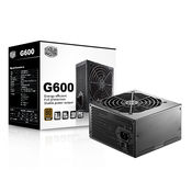 Cooler Master G600 PSU,  black