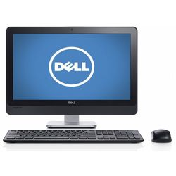 Dell Inspiron One 2330 (3rd Gen Core i3/ 4GB RAM/ 1TB HDD/ Win8/ 1GB AMD Radeon HD 7650A),  silver black