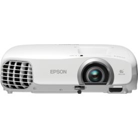 Epson-EH-TW5200 3D Projector, white
