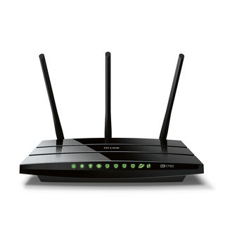 TP Link Archer C7 AC1750 Wireless Dual Band Gigabit Router