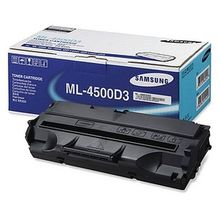 Samsung Toner Cartridge ML-4500D3/XIP,  black