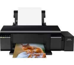 Epson inkjet printer L805